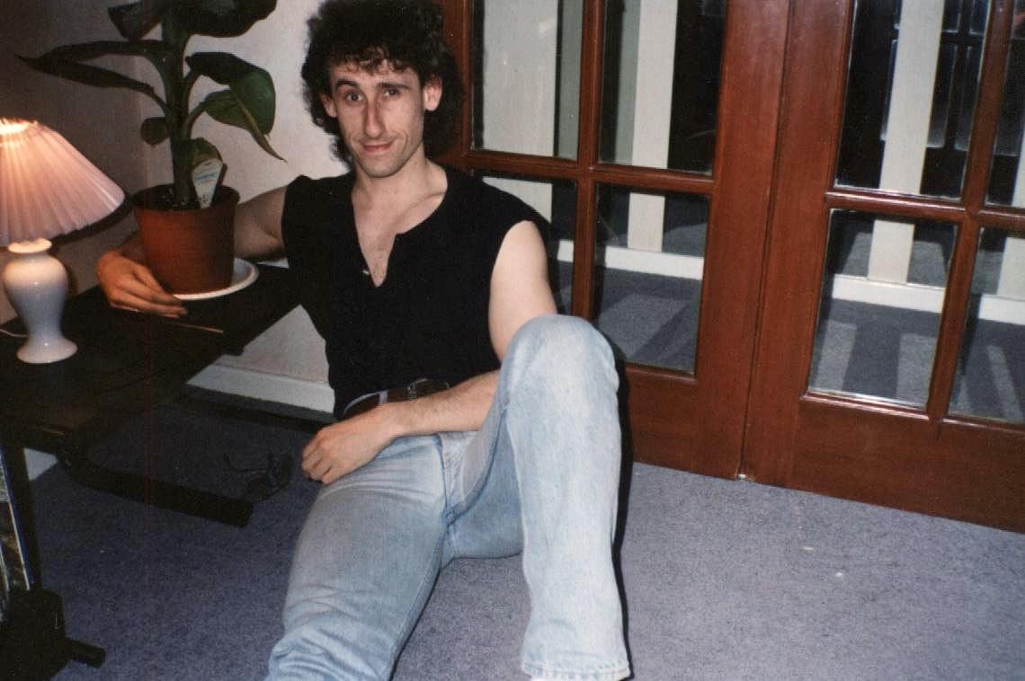 John Robert Hunter 1991